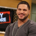'Jersey Shore's' Ronnie Ortiz-Magro stops by Access Hollywood Live on November 10, 2011