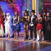The cast hit the stage for 'Dancing with the Stars,' Oct. 31, 2011