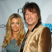 Denise Richards and Richie Sambora seen during New York Fall Fashion Week at Radio City Music Hall in New York City, New York on September 7, 2006