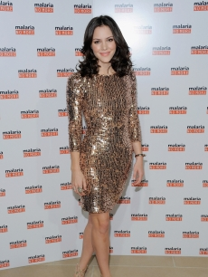 Katharine McPhee arrives at the Malaria No More International honors Fifth Anniversary Benefit at IAC Building in New York City on November 6, 2011