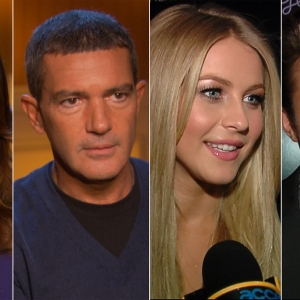 Famous Firsts: Stars Reveal Their First Kiss