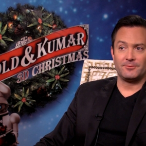 Thomas Lennon Discusses The 'Startling' 3D In 'A Very Harold & Kumar 3D Christmas'