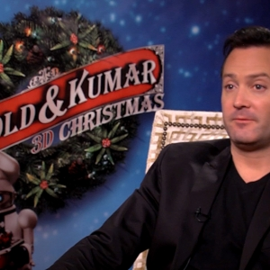 Thomas Lennon Talks Working With Young Children On 'A Very Harold & Kumar 3D Christmas'