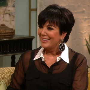 Access Hollywood Live: Kris Jenner Sets The Record Straight About Kim Kardashian's Short-Lived Marriage