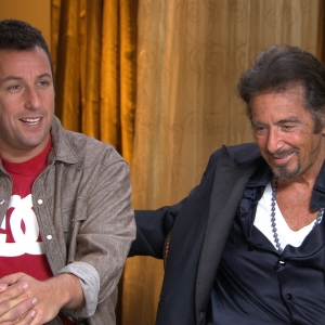 How Did Adam Sandler Get Al Pacino To Co-Star In 'Jack & Jill'?