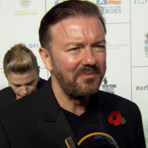 Ricky Gervais On Hosting The Golden Globes: I Would Be The 'Most Feared Man' In Hollywood