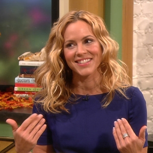 Access Hollywood Live: Maria Bello On Her 'Prime Suspect' Look & The Issues With Monogamy