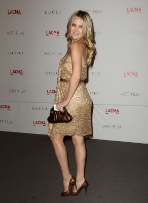 Kate Hudson attends the LACMA inaugural Art + Film Gala at LACMA on November 5, 2011 in Los Angeles