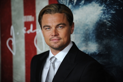 Leonardo DiCaprio attends the AFI FEST 2011 Presented By Audi - 'J. Edgar' Opening Night Gala at Grauman's Chinese Theatre in Hollywood on November 3, 2011