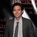 Jackson Rathbone attends 'The Twilight Saga: Breaking Dawn - Part 1' Tour at The Fillmore, San Francisco, on November 10, 2011