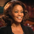 Whitney Houston chats with Access Hollywood on the set of &#8216;Sparkle&#8217; in Detroit on November 10, 2011
