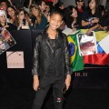 Willow Smith arrives at 'The Twilight Saga: Breaking Dawn - Part 1' premiere at Nokia Theatre L.A. Live, Los Angeles on November 14, 2011