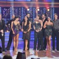 The final four contenders (and their partners) on 'Dancing with the Stars,' Nov. 14, 2011