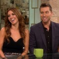 Access Hollywood Live: Lance Bass &amp; Audrina Patridge On Co-Hosting AMAs &amp; &#8216;Dancing&#8217; Memories