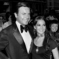 "Natalie Wood and Robert Wagner at ""The Godfather"" premiere on August 9, 1972"