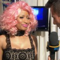 2011 AMAs Backstage: Nicki Minaj &#8216;Excited&#8217; For Her Wins