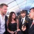 2011 AMAs Red Carpet: Lady Antebellum Have A Blast