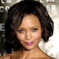 "Thandie Newton arrives to the ""Run, Fat Boy, Run"" New York City Premiere at the Walter Reade Theatre on September 20, 2007"