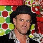 Christopher Meloni attends the 2011 Radio City Christmas Spectacular opening night at Radio City Music Hall, New York City, on November 16, 2011