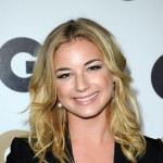 'Revenge' star Emily VanCamp steps out at the 16th Annual GQ 'Men Of The Year' Party at Chateau Marmont in Los Angeles on November 17, 2011