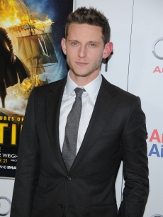 Jamie Bell arrives at 'The Adventures of Tintin: The Secret of The Unicorn' Closing Night Gala during AFI FEST 2011 Presented By Audi at Grauman's Chinese Theatre, Hollywood, on November 10, 2011
