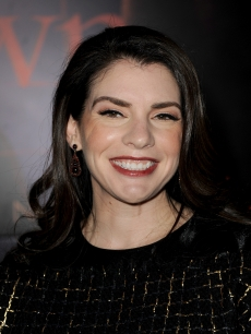 Stephenie Meyer arrives at 'The Twilight Saga: Breaking Dawn - Part 1' premiere at Nokia Theatre L.A. Live, Los Angeles on November 14, 2011