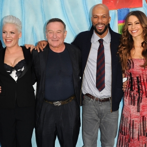 The Stars Hit The 'Happy Feet 2' Premiere