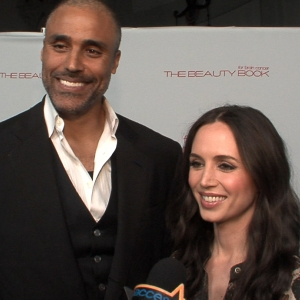 Eliza Dushku & Rick Fox Share Their 2011 Holiday Plans