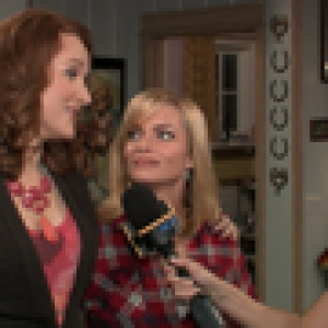 Dish Of Salt: Jaime Pressly &amp; Katie Finneran Having A Blast On &#8216;I Hate My Teenage Daughter&#8217;