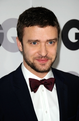 Justin Timberlake arrives at the 16th Annual GQ &#8216;Men Of The Year&#8217; Party at Chateau Marmont in Los Angeles on November 17, 2011