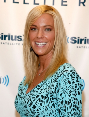 Kate Gosselin visits Raw Dog Comedy's 'The Phone Show' at SiriusXM Studio in New York City on October 27, 2011