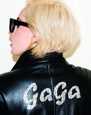 'Lady Gaga x Terry Richardson' 30