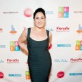 Ricki Lake arrives at the Los Angeles premiere of 'More Business of Being Born' at Laemmle's Royal Theatre on November 9, 2011 in Los Angeles
