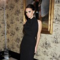 Victoria Beckham attends a drinks reception at the British Fashion Awards 2011 held at The Savoy Hotel, London, on November 28, 2011