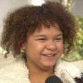 Rachel Crow 'Sparkles' For 'The X Factor'