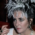 Elizabeth Taylor during the 'A Flea in Her Ear' premiere in Paris, France in 1968
