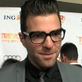 Zachary Quinto: 'I'm Really Looking Forward' To Filming 'Star Trek' Sequel