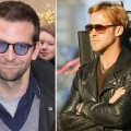 Bradley Cooper (left), Ryan Gosling (right)