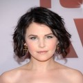 Ginnifer Goodwin attend the 45th annual CMA Awards at the Bridgestone Arena on November 9, 2011 in Nashville