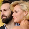 Katherine Heigl & Josh Kelley's Date Night At 'New Year's Eve' Premiere