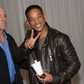 Will Smith is spotted at the 2011 Holiday in the Hangar to benefit the Garden of Dreams Foundation at John F. Kennedy International Airport in New York City on December 6, 2011