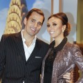 Bill Rancic and Giuliana Rancic visit 'The Wendy Williams Show' at The Wendy Williams Show Studio in New York City on December 6, 2011