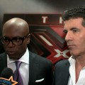 Simon Cowell & L.A. Reid Discuss Shocking 'X Factor' Elimination