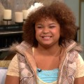 Access Hollywood Live: Rachel Crow Raves About Mom & The Support From Fellow Contestants During 'The X Factor'
