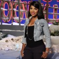 Toni Braxton stops by Access Hollywood Live on December 13, 2011