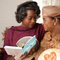 Viola Davis and Octavia Spencer in DreamWorks&#8217; &#8216;The Help&#8217;