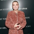 Sinead O&#8217;Connor steps out at the Giorgio Armani &amp; The Cinema Society screening of &#8216;Albert Nobbs&#8217; at the Museum of Modern Art in New York City on December 13, 2011 