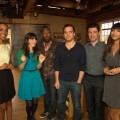 Zooey Deschanel & The 'New Girl' Cast Talk 2012 Golden Globes Nominations