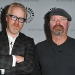 Adam Savage and Jamie Hyneman attend The Paley Center for Media's 'An Evening with The Discovery Channel's MythBusters' on June 13, 2011 in Beverly Hills