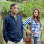 George Clooney and Shailene Woodley in Fox Searchlight's 'The Descendants,' 2011
